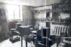 Le plus vieux laboratoire du monde.